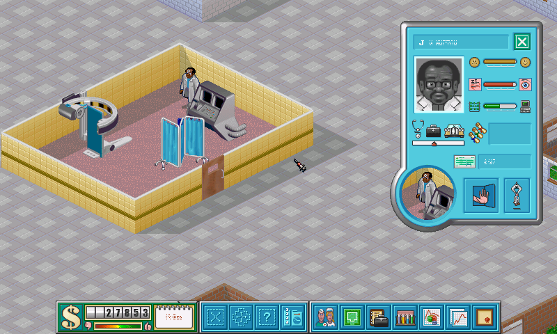 CorsixTH - Theme Hospital для Nokia N900