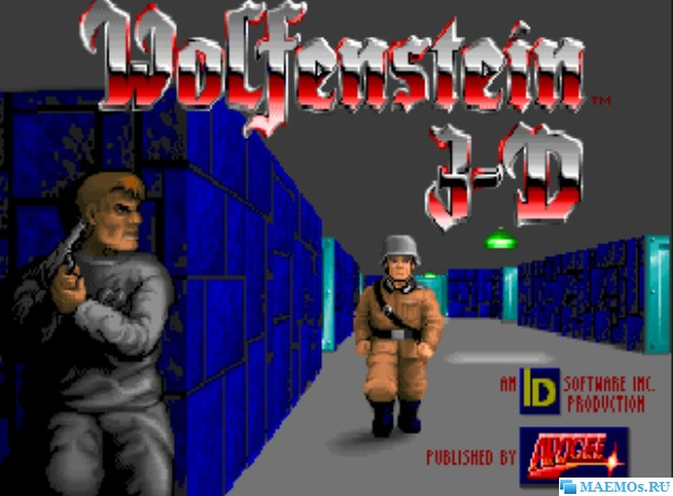 wolfenstein-3d-screenshot