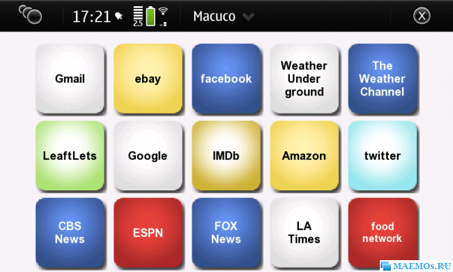 Macuco-screen